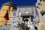 Синтра. Королевский дворец Пена