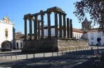 Эвора. Храм Дианы