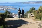 Виго. Вид на бухту с холма Кастро