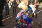 Мадрид. Рождественский персонаж на Пласа Майор