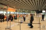 В новом здании международного аэропорта Звартнодз