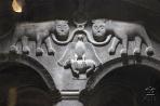 Гехард. Деталь убранства скального храма