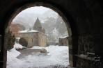 Гехард. Монастырь