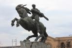 Ереван. Памятник Давиду Сасунцы