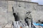 Ереван. Памятник Месропу Маштоцу