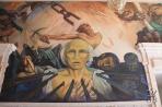 ЧиУаУа.Расстрел Дона Мигеля Идальго в 1811г. (фрагмент фрески)