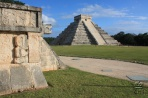 Чичен-ица. Пирамида Эль Кастильо