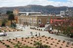 Оахака. Площадь Санто Доминго