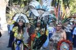 Пуэбла. Индейцы.