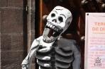 Мехико. В день мертвых (2.XI) - все покойники жизнерадостны.