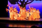 Мехико. Труппа мексиканского фольклорного балета.