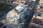 Мехико. Дворец изящных искусств.