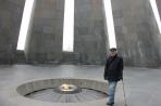 Ереван. Мемориал жертвам геноцида армян в Цицернакаберде