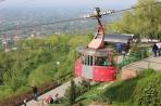Подъёмник на гору Кок-Тюбе