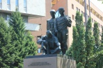 Памятник павшим в Афгане (парк 28 героев-панфиловцев)