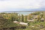 Иссык-Куль. Восточный берег