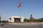 Бишкек. Площадь Ала-Тоо