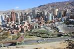 Вид на Ла-Пас.