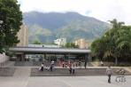 Каракас. Вход в Парке-дель-Эсте.
