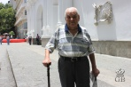 Каракас. 104-летний житель.