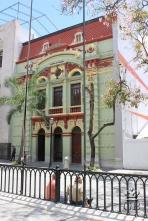Каракас. Фасад.