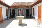 Каракас. Патио дома Боливаров.