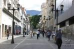 Каракас. Пешеходная зона.