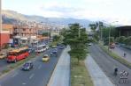 Медельин. Панамериканское шоссе