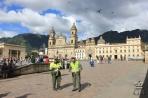 Богота. Пласа Боливар