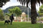 Богота. Парк Журналистов