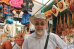 Богота. Я в классической колумбийской шляпе