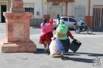 Куэнка. Эквадорские женщины