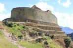 Ингапирка. Эль-Кастильо, самая северная руина инков