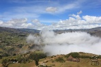 Вид эквадорских Анд
