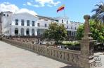 Кито. На главной площади