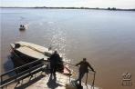 Асунсьон. На реке Парагвай