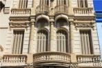 Асунсьон. Фасад колониального дома