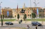 Тирана. Главный железнодорожный вокзал