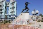 Круя. Памятник Скандербегу