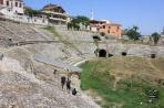 Круя. Развалины замка VI века