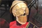 Анкара. Музей Анатолийских цивилизаций. Погребальные золотые украшения