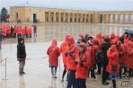 Анкара. Столичные школьники перед 10.11 – днем памяти Ататюрка