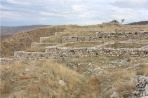 Бююк-кале. Руины дворца хеттских царей