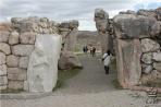 Крепость Хаттушас. Ворота Кралкапы (Царские ворота)