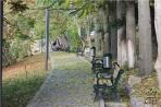 Анкара. В парке Ак-Калы