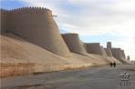 Хива. Городские стены