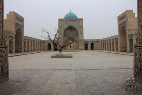 Бухара. Мечеть Калян