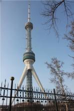 Ташкент. Телебашня