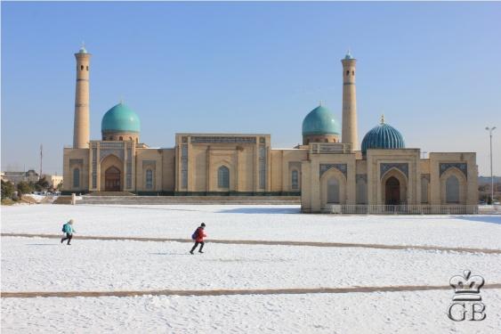 Ташкент. Хаст-Имам