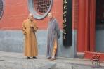 Лоян. Буддистские монахи